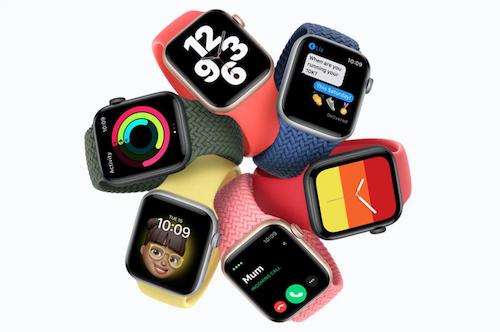 4 - Apple Watch