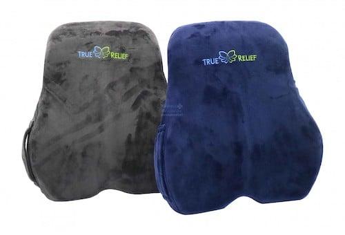 8 - True Relief Lumbar Support