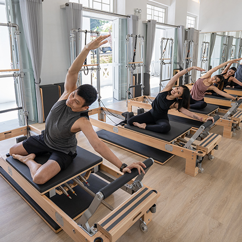 Group Fitness Classes at Core Collective