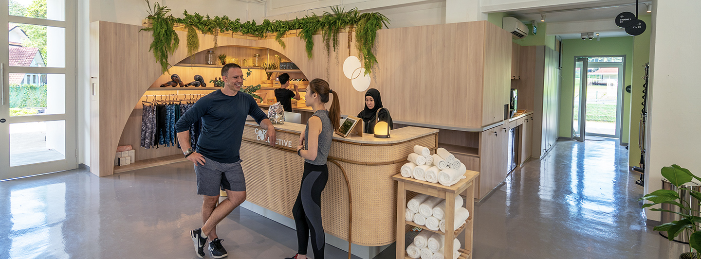 Singapore's New Fitness, Wellness and Lifestyle Hub for Families - Core Collective Dempsey