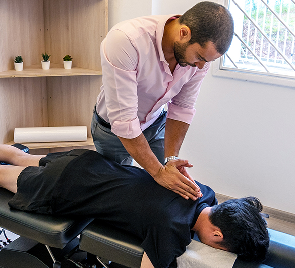 Chiropractor Dr Kevin Tomassini