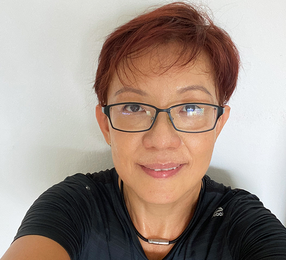 Personal Training Testimonial for Janet