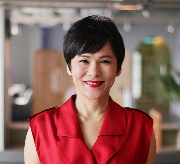 Joanne Ng, Founder of Table for Two