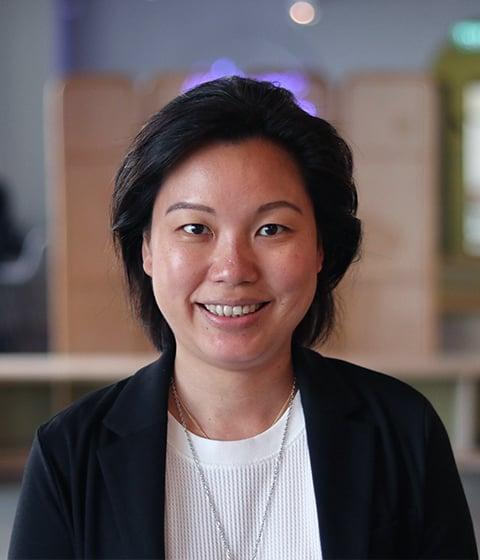 Geraldine Yang-Paterson